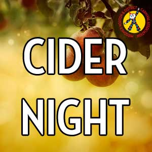 Illuminated Carnival Charity Cider Night