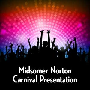 Midsomer Norton Illuminated Carnival Presentation